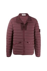 43825 Loom Woven Down Jacket