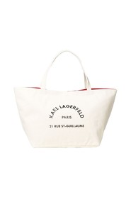 Rue st guillaume canvas tote