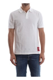 CALVIN KLEIN JEANS J30J306931 PONTOS POLO Men BRIGHT WHITE
