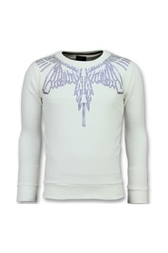 Eagle Glitter - Merk Sweater Heren