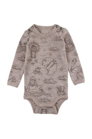EN FANT - Wool Body LS, Forrest - Moon Rock