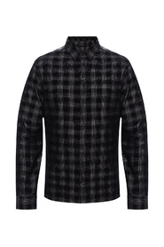 'Pinehurst' checked shirt