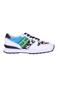 girls shoes child leather sneakers r261