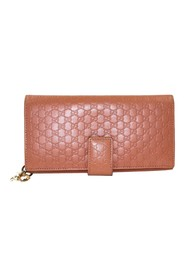 Guccissima Leather Long Wallet