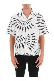 crazy thunderbolts short sleeves shirt