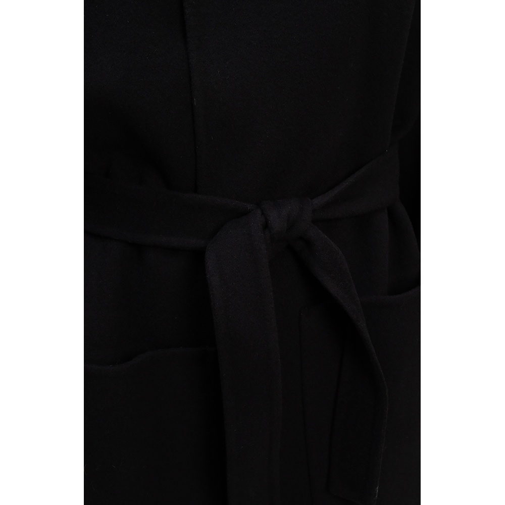 See by Chloé Black Wool coat See by Chloé