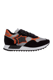 men's shoes suede trainers sneakers draco
