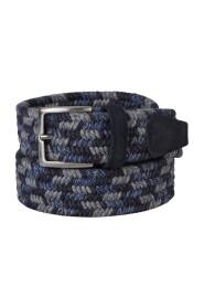 Braided Belt Suede Details
