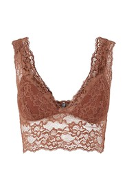 LACE BRA TOP