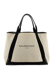 pre-owned Cabas  Canvas Tote Bag