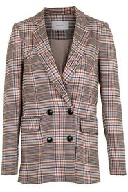 Adina New Check Blazer