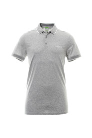 Hugo Boss Paule pro men's polo shirt - hugo-boss, Gray, M