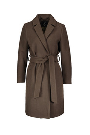 Elsa Wool Coat Jakke