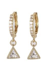 Earrings med charms