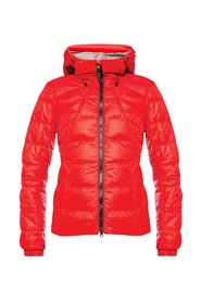 Abbott Hoody quilted jacket