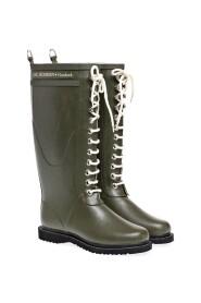 Ilse Jacobsen Kvinnors Rubber Boot Long Army