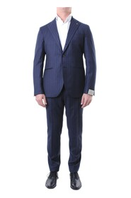 313983079 Single-breasted suit