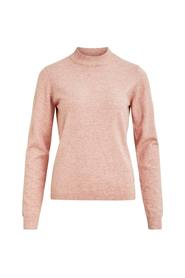 OBJTHESS L/S KNIT PULLOVER