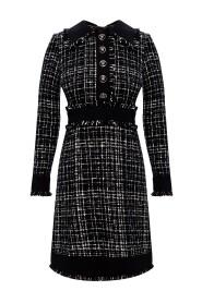 Tweed dress