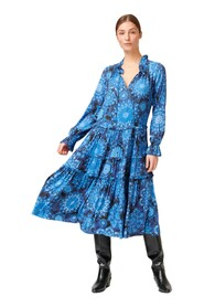 VIOLA Kaleidoscope Dress