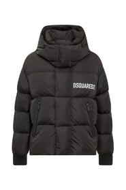 Kenny Down Jacket with Logo