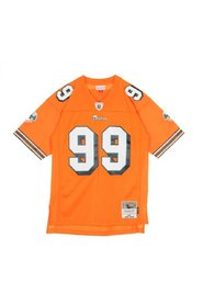 American Football Tunic NFL Legacy Jersey Jason Taylor No99 Miami Dolphins 2004 Alternate