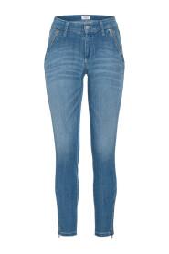 Parla zip jeans