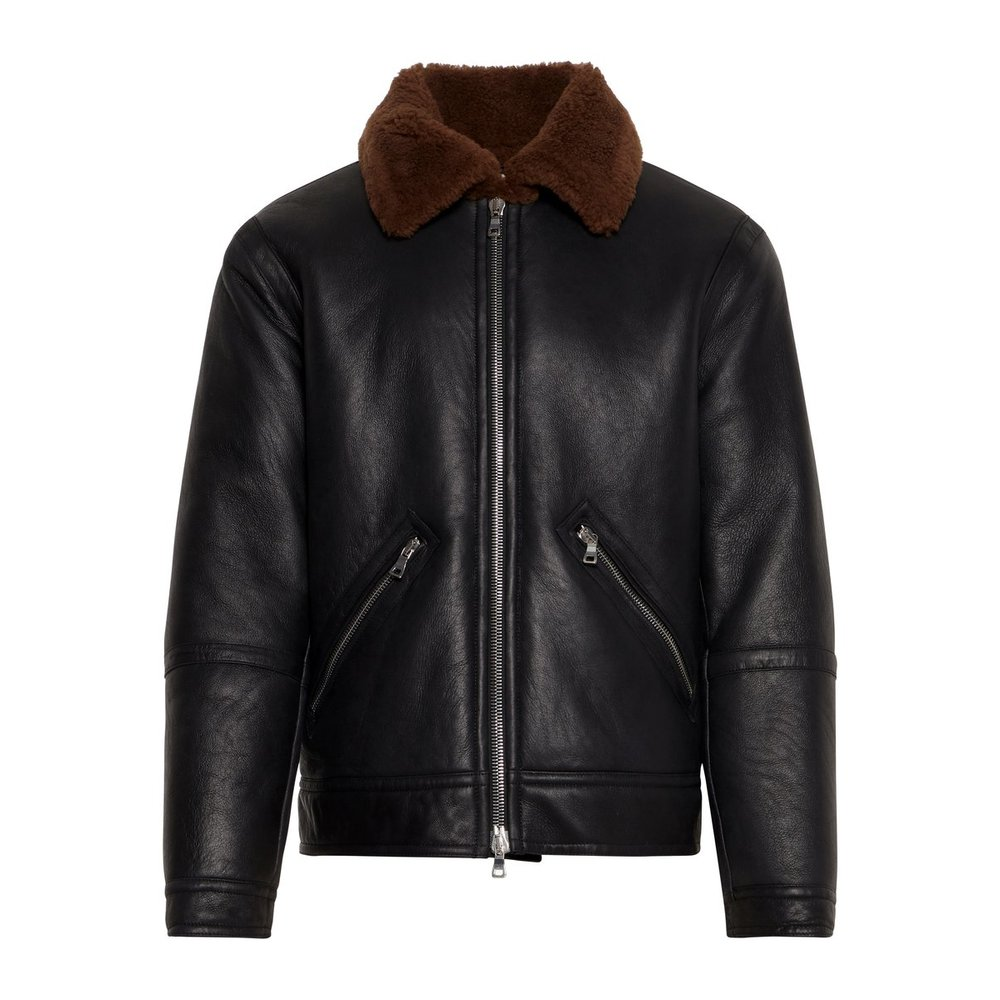 Jacket Sin Compound Shearling