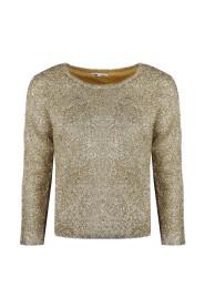 Sweter 'Metalic'