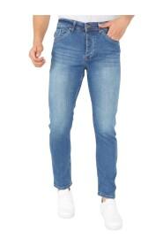 Blauwe Spijkerbroek Heren Regular Fit - DP04