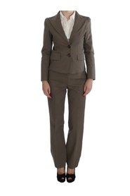 Wool Cotton Suit