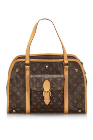 Monogram Sac Baxter GM Canvas