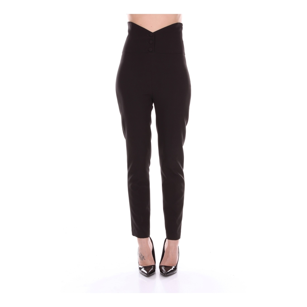 Black 2680 Pantalone  Blumarine  Chinosy  Showroom.pl 6dO4S