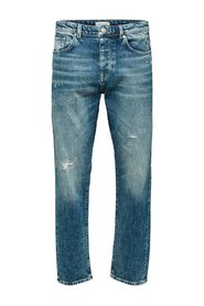Tapered fit jeans 6178