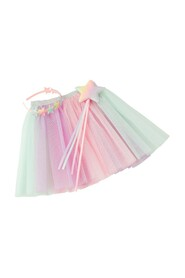 3Pc Star Party Dress