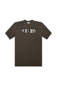 Logo-printed T-shirt