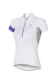 Odlo Stand-Up Collar Short Sleeve 1/2 Zip Isola 410911-10000