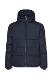 Hooded Redown Jacket