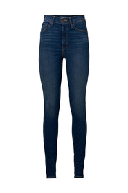Mørkeblå Levi's Mile High super skinny jeans
