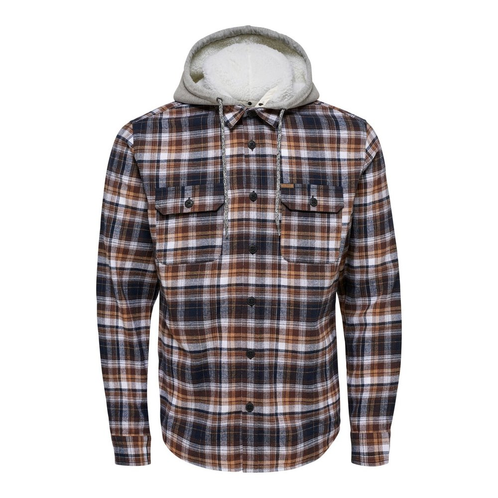 Hoodie Checked