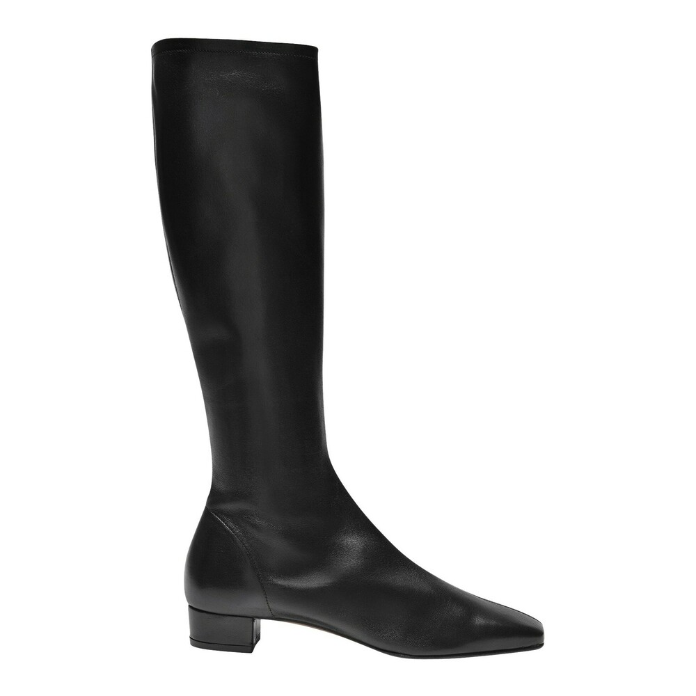 Boots Edie in Smooth Leather