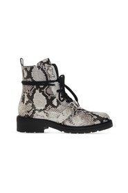 Donita patterned ankle boots