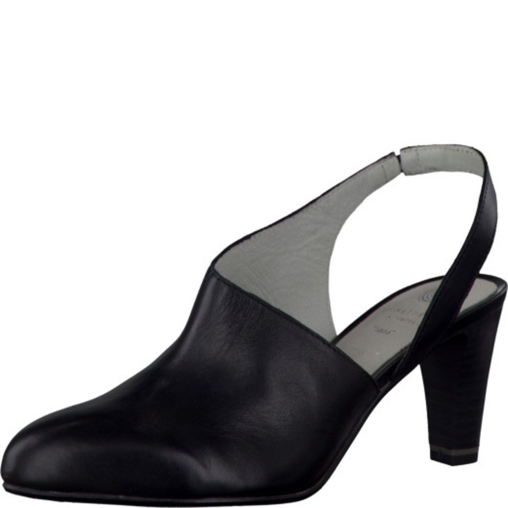 Jana pumps svart