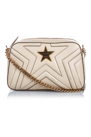 Quilted Star Crossbody Bag