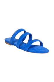 Chrissy Suede Sandals