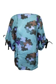 Oversized Print Dress -Pre Owned Condition Very Good XXS