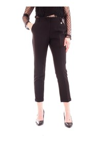 FRACOMINA FR19FP667 Pants Women BLACK