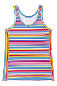 Luke swim tank-top