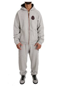 Cotton Sweater Pants Tracksuit