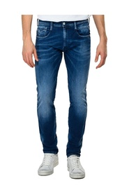 Anbass Hyperflex Re-Used Slim Fit Jeans